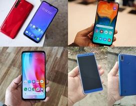 Những smartphone giá rẻ đáng mua trong dịp Tết Nguyên Đán