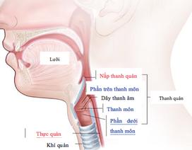7 dấu hiệu cảnh báo ung thư thanh quản
