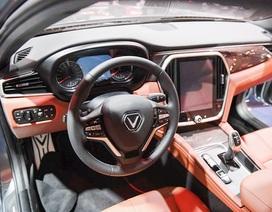 VinFast Lux tiền tỷ nhưng giá phụ tùng cực kỳ hợp lý