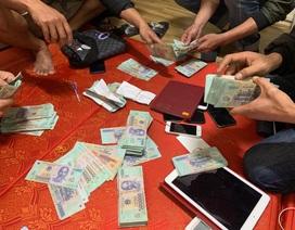 Triệt phá đường dây đánh bạc liên tỉnh gần 10 tỷ đồng/tháng