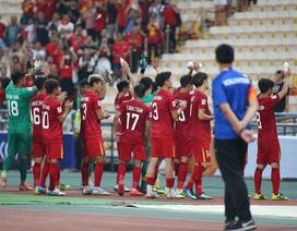U23 Việt Nam chia tay Thái Lan về nước ăn Tết