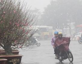 Bắc Bộ và Hà Nội tiếp tục mưa rét trong nỗi lo corona bùng phát