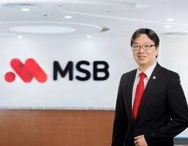 Ông Nguyễn Hoàng Linh được Ngân hàng MSB bổ nhiệm làm tân Tổng giám đốc