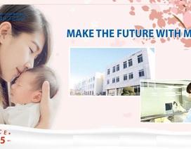 Hoàng Dương Pharma hợp tác với Tập đoàn Nhật Bản Megmilk Snow Brand tại Việt Nam