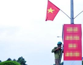 Treo cờ đón Tết, tổ trưởng tổ liên gia ngã tử vong