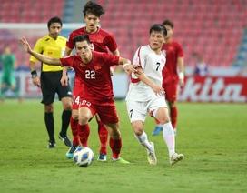 """HLV U23 Triều Tiên: """"Chúng tôi xứng đáng thắng U23 Việt Nam"""""""