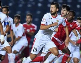 Báo châu Á bình luận gì về trận hoà 1-1 của U23 UAE và U23 Jordan?