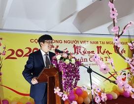 Cộng đồng người Việt tại Mozambique gặp gỡ mừng Xuân Canh Tý