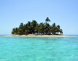 Hai hòn đảo ở Indonesia bị chìm do mực nước biển dâng cao