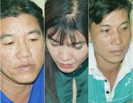 Vụ CSGT bị người say tấn công: Khởi tố 4 đối tượng