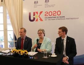 """Thứ trưởng Ngoại giao Anh: """"2020 là năm tuyệt vời cho Việt Nam"""""""