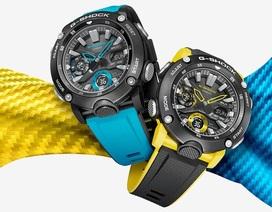 """Sở hữu đồng hồ Casio G-Shock """"ném không vỡ"""" giá chưa đầy 4 triệu đồng"""