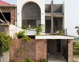 Xây dựng với chi phi thấp nhưng ngôi nhà ở Hà Tĩnh vẫn lên báo Tây vì quá đẹp