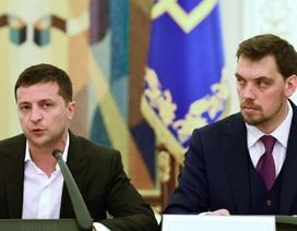 Tổng thống Ukraine thẳng thừng bác đơn từ chức của Thủ tướng