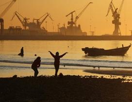 """""""Sức khỏe"""" của nền kinh tế Trung Quốc đang yếu nhất trong 30 năm"""