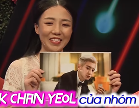 Đến show hẹn hò, cô gái quyết tìm bạn trai giống thần tượng Hàn Quốc