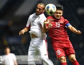 Năm cầu thủ gây thất vọng ở giải U23 châu Á: Có tên Quang Hải