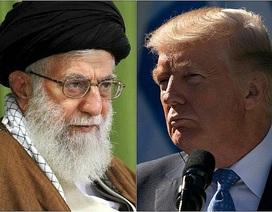 Ông Trump cảnh báo lãnh đạo tối cao Iran cẩn trọng phát ngôn