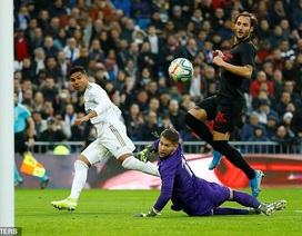 Real Madrid 2-1 Sevilla: Cú đúp của Casemiro