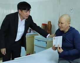 Bí thư tỉnh ủy Đắk Lắk thăm, tặng quà tết cho bệnh nhân hiểm nghèo