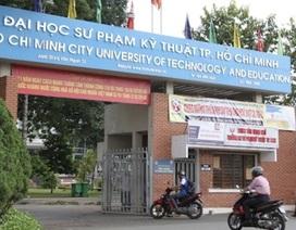 ĐH SP Kỹ thuật TPHCM chỉ tuyển 30% chỉ tiêu từ điểm thi tốt nghiệp THPT