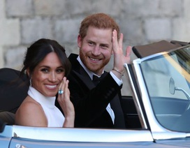 Vợ chồng Hoàng tử Anh Harry từ bỏ tước vị hoàng gia