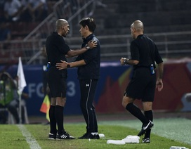 Bị loại khỏi giải U23 châu Á, Liên đoàn bóng đá Thái Lan khiếu nại trọng tài