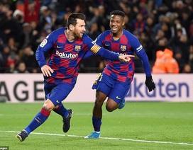 Messi thao túng quyền lực của huấn luyện viên tại Barcelona?