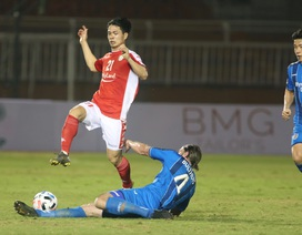 Công Phượng sẽ không đối đầu với HA Gia Lai tại V-League