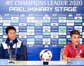 HLV Chung Hae Seong của CLB TPHCM đánh giá cao Buriram United