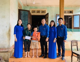 Tuổi trẻ Quảng Trị mang Tết đến với hơn 1.900 thiếu nhi có hoàn cảnh đặc biệt khó khăn