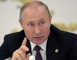 Tổng thống Putin bất ngờ miễn nhiệm tổng công tố viên