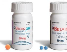 FDA cảnh báo thuốc giảm cân Belviq có thể gây ung thư