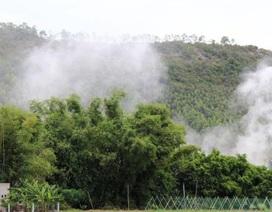 Xử phạt doanh nghiệp nổ mìn phá núi vượt quá độ sâu cho phép tại Bình Định