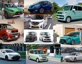 Tiêu thụ gần 5,2 triệu xe trong năm 2019, thị trường ôtô Nhật Bản có gì đặc biệt?