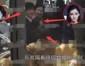 Huỳnh Hiểu Minh và Angelababy lần đầu xuất hiện bên nhau sau tin đồn ly hôn