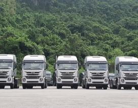 Xe tải IVECO-Hongyan - Lựa chọn mới trên thị trường Việt Nam