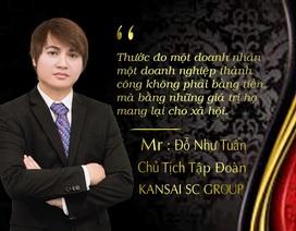 Doanh nhân trẻ thành đạt truyền cảm hứng sống cho cộng đồng người Việt tại Nhật