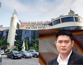 """Sau """"bom tấn"""" nghìn tỷ, bầu Thuỵ rời ghế Chủ tịch Khách sạn Kim Liên"""