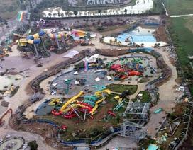 Vụ tháo dỡ công viên hàng trăm tỷ đồng ở Hà Nội: Diễn biến bất ngờ