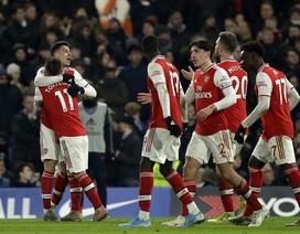 Thi đấu với 10 người, Arsenal vẫn ép Chelsea phải chia điểm