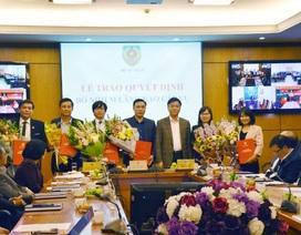 Bộ Tư pháp điều động và bổ nhiệm 6 lãnh đạo cấp Vụ