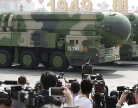 Mỹ cảnh báo mối đe dọa từ kho vũ khí hạt nhân bí mật của Trung Quốc