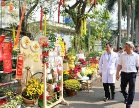 Bộ Y tế kiểm tra công tác trực, chúc tết Bệnh viện Chợ Rẫy