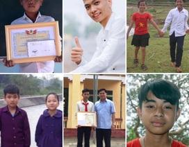 Nhiều tấm gương học sinh, sinh viên quên mình cứu người năm 2019