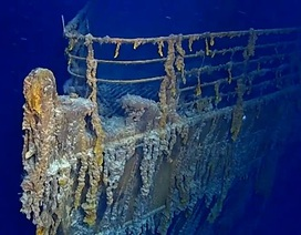 Tranh cãi việc trục vớt kho báu của tàu Titanic dưới đáy biển