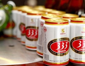 """""""Ông trùm"""" bia Việt Sabeco đã """"bốc hơi"""" 8.000 tỷ đồng trong tuần"""
