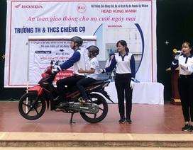 Honda đẩy mạnh hoạt động hướng dẫn lái xe an toàn cho người dân