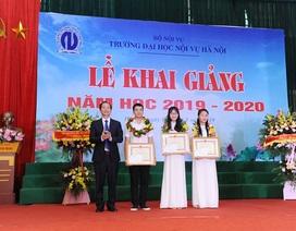 Trường Đại học Nội vụ Hà Nội thông báo tuyển sinhnăm 2020
