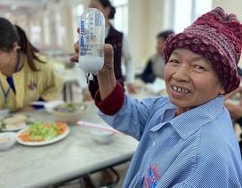 Ấm lòng bữa cơm tất niên của bệnh nhân ung thư